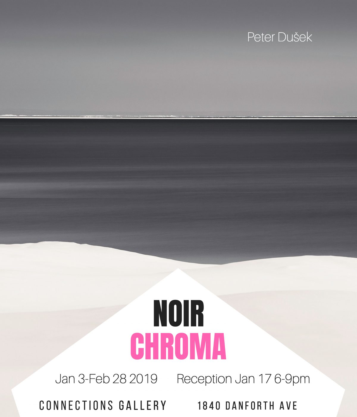 Exhibition: Noir at the Connections Gallery, Toronto