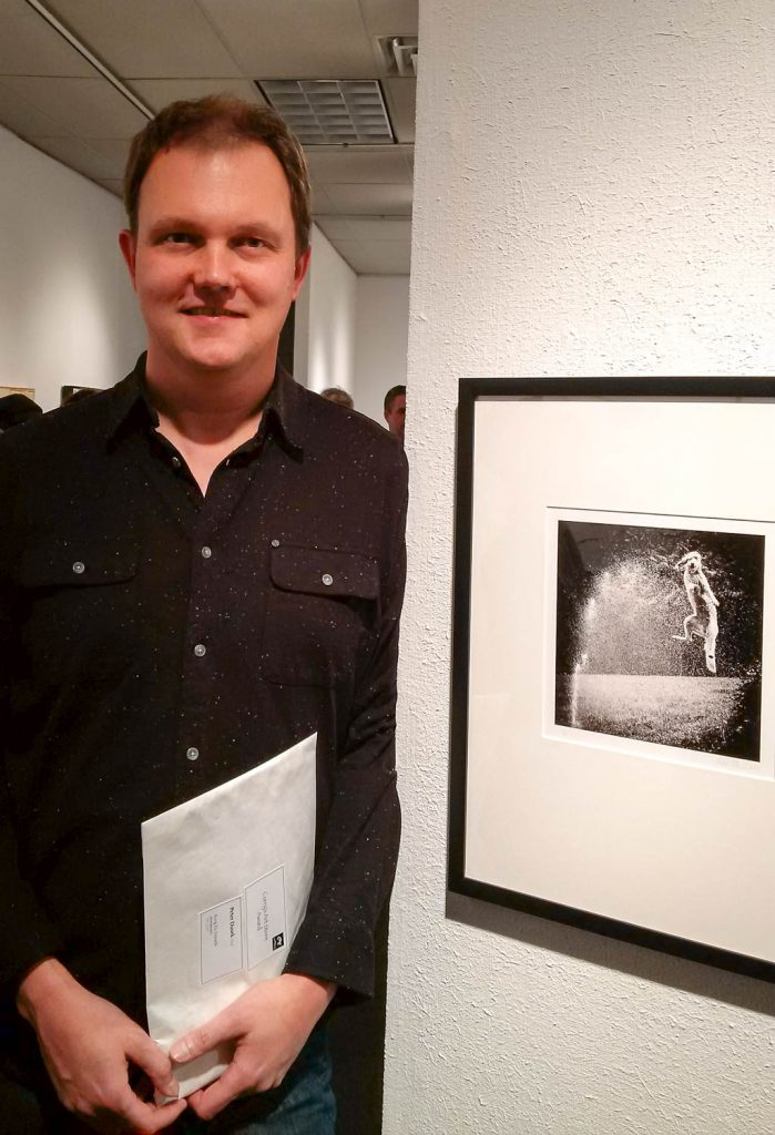 Peter Dusek - OSA 143rd Open Juried Exhibition Award